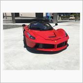 ねこの肉球 Mark Ⅱさんのラ フェラーリ