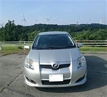 天虹さんの愛車:トヨタ オーリス