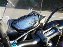topac(トパく)さんのGSX-S1000F ABS インテリア画像