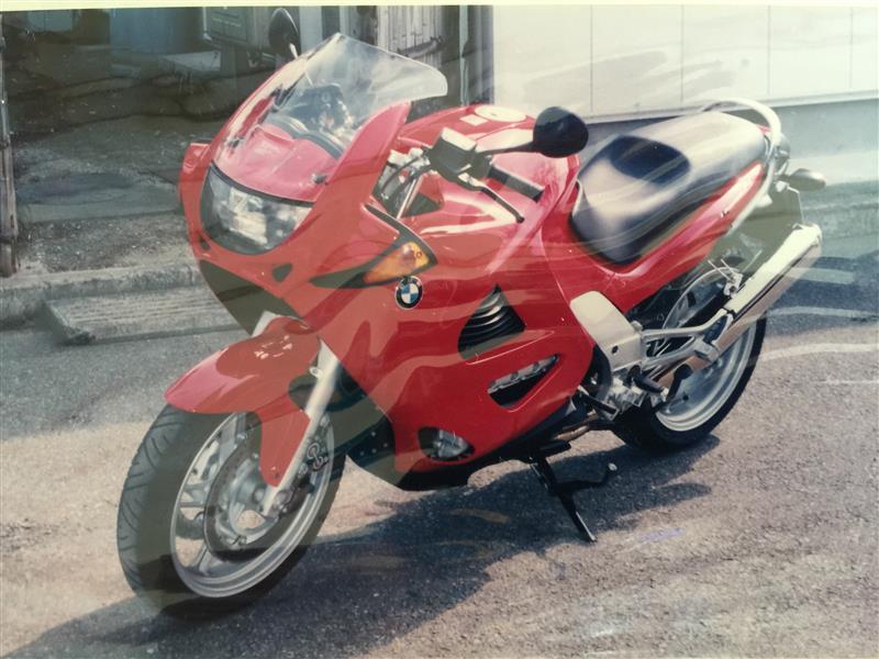 Dragon366:ドラちゃんさんのK1200RS