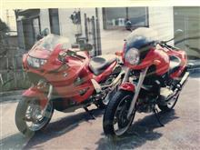 Dragon366:ドラちゃんさんのK1200RS 左サイド画像
