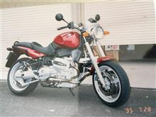 Dragon366:ドラちゃんさんのR1100R メイン画像