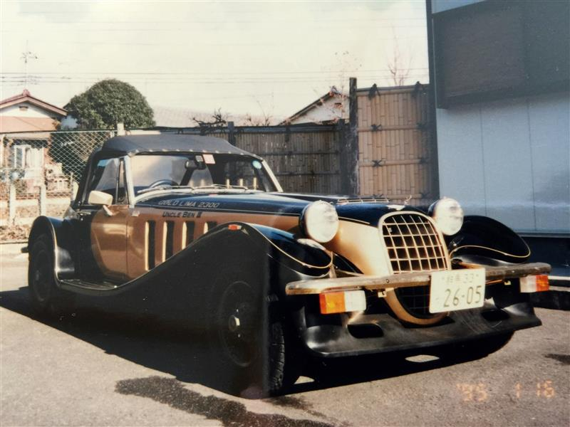 VW-DRAGONさんのロードスター