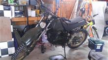 バイクに乗った漁師さんのSX125R メイン画像