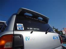 TerryYoungさんのRAV4 EV リア画像