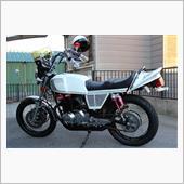 愛知の白ヴェルさんのGSX400E