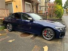 とのワンさんの愛車:BMW 3シリーズ セダン