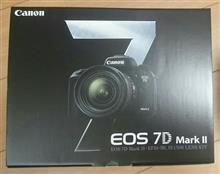 ☆ちょび☆さんのEOS7DMark2