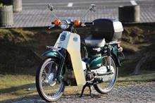シンヤマックスさんのスーパーカブ50デラックス メイン画像