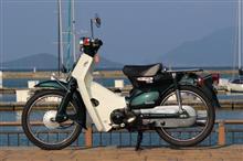 シンヤマックスさんのスーパーカブ50デラックス 左サイド画像