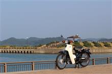 シンヤマックスさんのスーパーカブ50デラックス リア画像