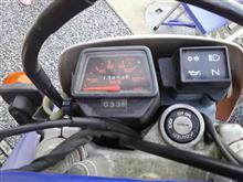 てつ♂さんのDT200WR インテリア画像