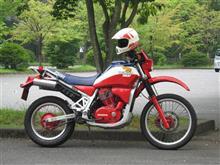 たましげさんのXLV750R