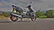 モンチ★カリセさんのG-MAX125 左サイド画像