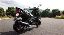 モンチ★カリセさんのG-MAX125 リア画像