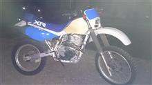 ヨッシふみさんのXR600R メイン画像