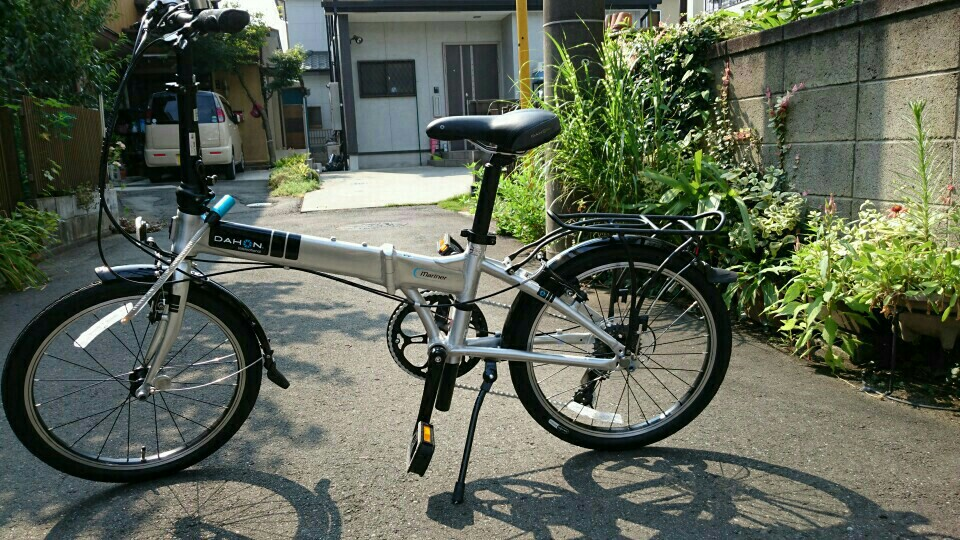 シボレー 折畳自転車