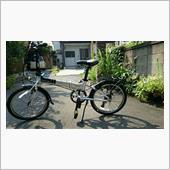 マルリンさんの折畳自転車