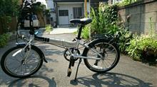マルリンさんの折畳自転車 メイン画像