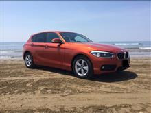 h1y2u1m4aさんの愛車:BMW 1シリーズ ハッチバック