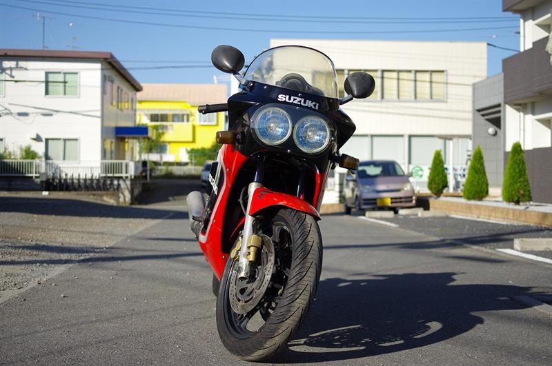たんぴさんさんのGSX-R1100