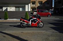 たんぴさんさんのGSX-R1100 左サイド画像