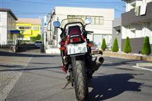 たんぴさんさんのGSX-R1100 リア画像