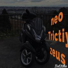 neo TRICITY zeusさんのトリシティ 左サイド画像