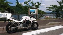 narukoさんのGSX750S KATANA (カタナ) 左サイド画像