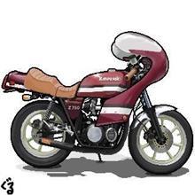 車高短ZさんのZ750FX-III メイン画像