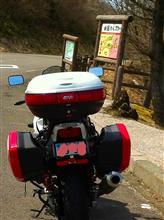 kumagorou_1112さんのCB1300ST リア画像