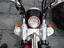チョコ王さんのモンキーZ50Z インテリア画像