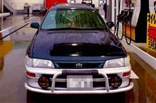 Ikarosさんの愛車:トヨタ カローラツーリングワゴン