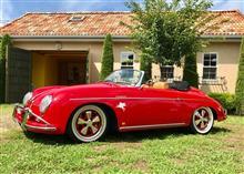 kunny356さんの356 Roadster メイン画像