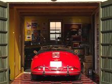 kunny356さんの356 Roadster リア画像