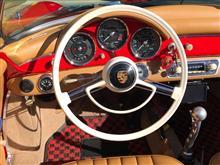 kunny356さんの356 Roadster インテリア画像