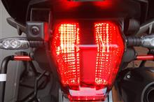 ビグフィーさんのTiger800 ABS (タイガー) リア画像