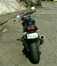 black-box.さんのCB400 SUPER FOUR スペック3 リア画像