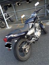 超高校級のニートさんのSRX250 リア画像