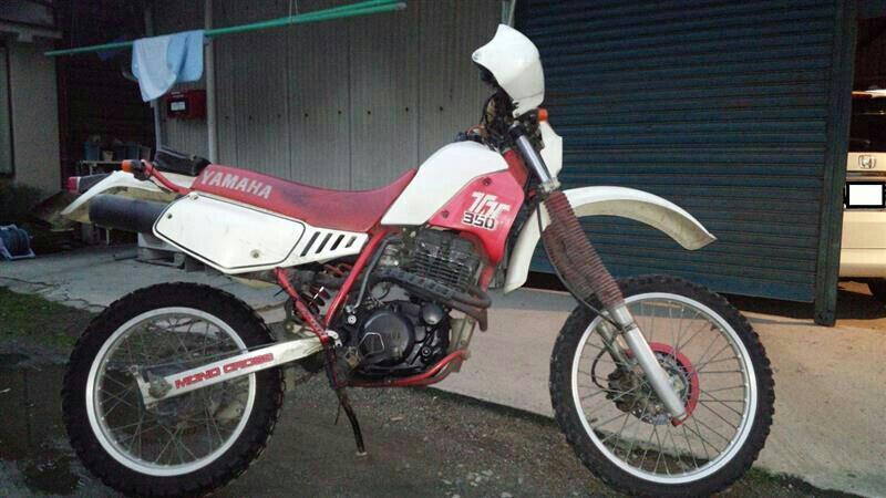 ヤマハ ヤマハ TT-250 オーストラリア仕様