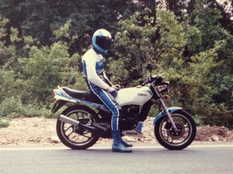 IS6さんのRZ125