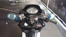 8h-GGさんのグランドディンク 250X TypeK インテリア画像