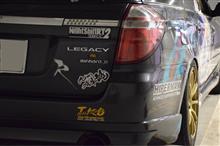 ひげマサさんの愛車:スバル レガシィツーリングワゴン