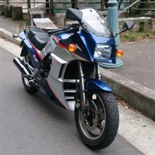バズライさんの愛車:カワサキ GPZ900R