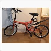 ROQUさんの折りたたみ自転車