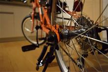 ROQUさんの折りたたみ自転車 左サイド画像