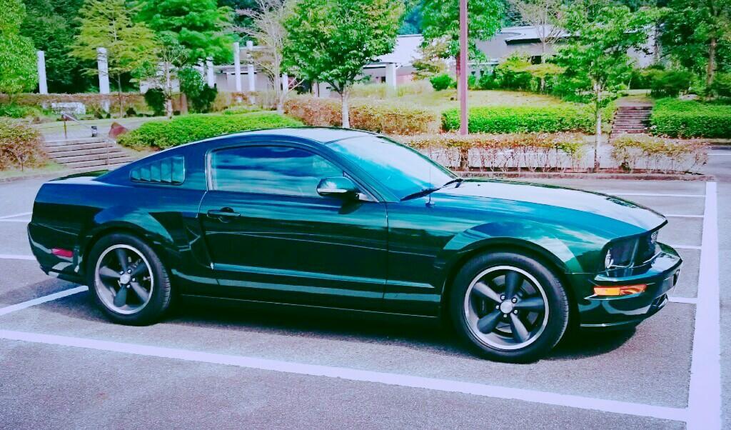 フォード マスタング クーペ