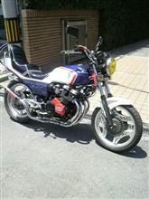 ○パさんのCBX400F メイン画像