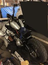 エイブさんのFLSTSB X-Bones (クロスボーンズ) リア画像