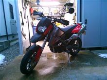 サンダ~さんのG650X moto メイン画像